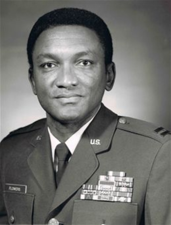 Alfred K. Flowers spent 13 years as enlisted before going on to retire as a major general after 46 years of service.