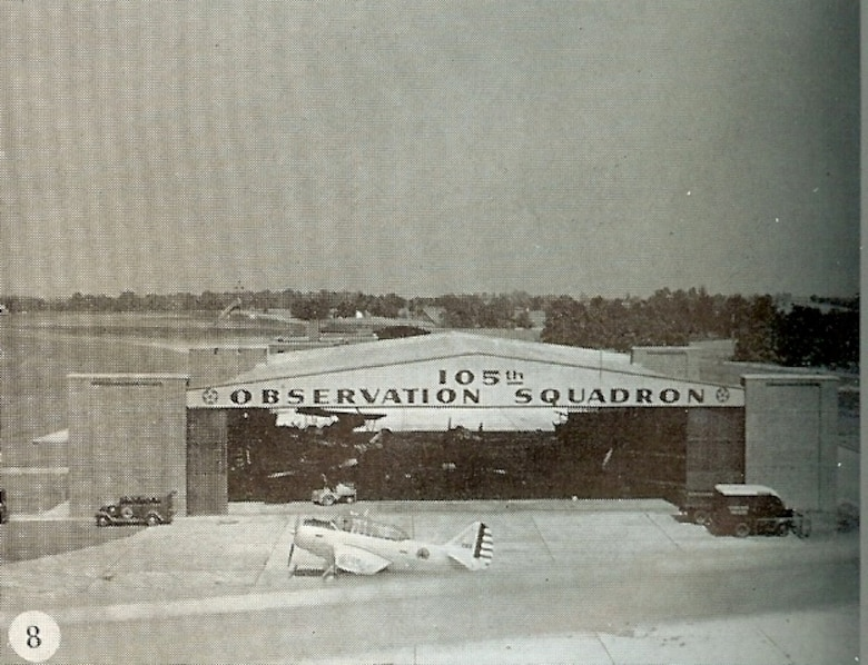 Old Squadron Building