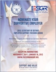 DoD calls on guard and reserve members to nominate supportive employers for 2012 Freedom Award.