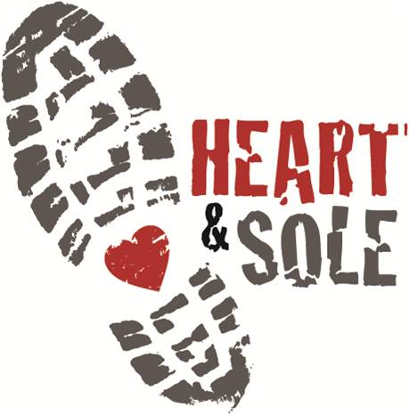 Image result for heart&sole logo