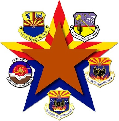 Sign up to attend the Arizona Air National Guard - Outstanding Airmen of the Year banquet, March 3, at JW Marriott Starr Pass in Tucson.