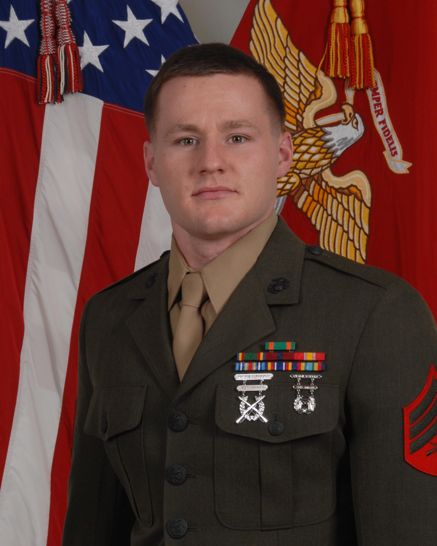 MCI West names Barstow Marine NCO of the quarter > Marine ...