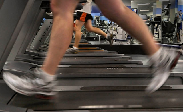 Air Force District of Washington announces the February Fitness Challenge set to run Feb. 1 – 29 of the New Year. (U.S. Air Force photo by Senior Airman Steele C. G. Britton)