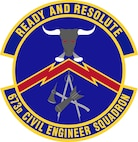 673d Civil Enginneer Squadron - Ready and Resolute