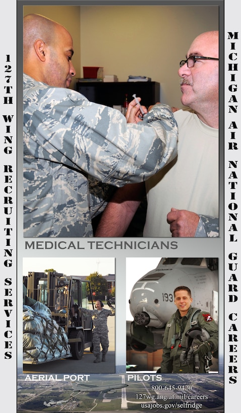 Michigan Air National Guard Careers