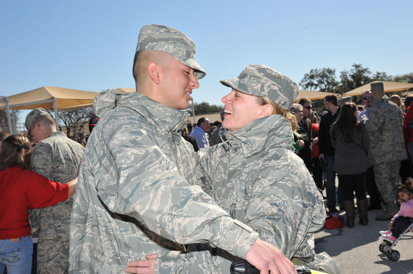 AF basic training a family affair > U S  Air Force > Article