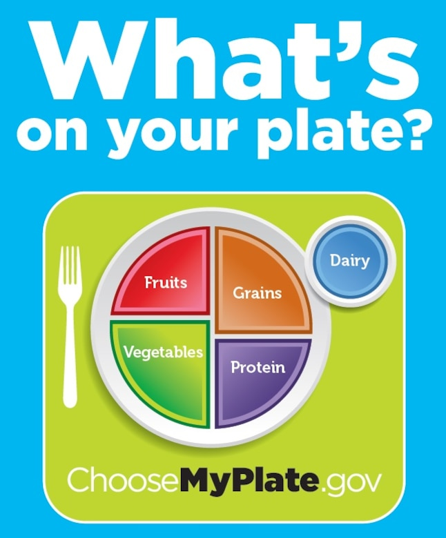 My Plate Takes Guesswork Out Of Portion Control Joint Base