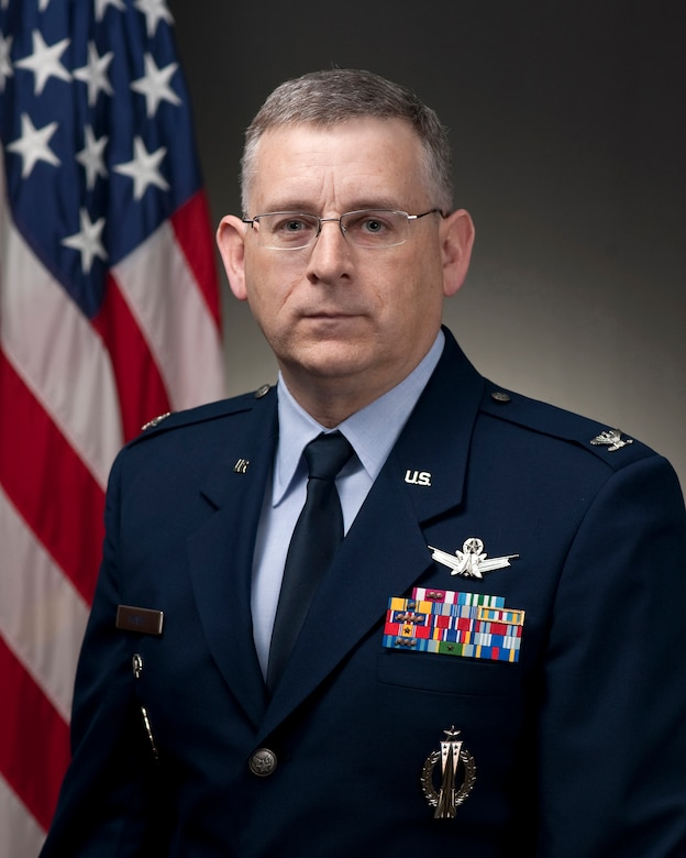 Colonel Samuel McNiel is the 61st Air Base Group's new commander.