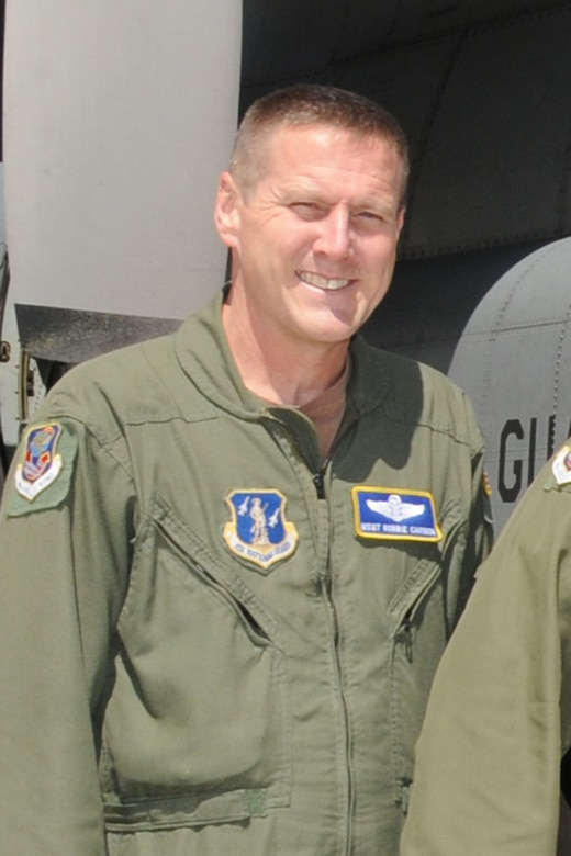 C-130 flight engineer Senior Master Sgt. Robert S. Cannon, one of 4 crew members who were killed July 1, 2012 after their C-130 crashed while fighting wildfires in South Dakota. (courtesy photo)