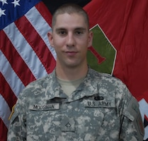 Pfc. Cody O. Moosman, 24, of Preston, Idaho, died July 3 in Gayan Alwara Mandi, Afghanistan.