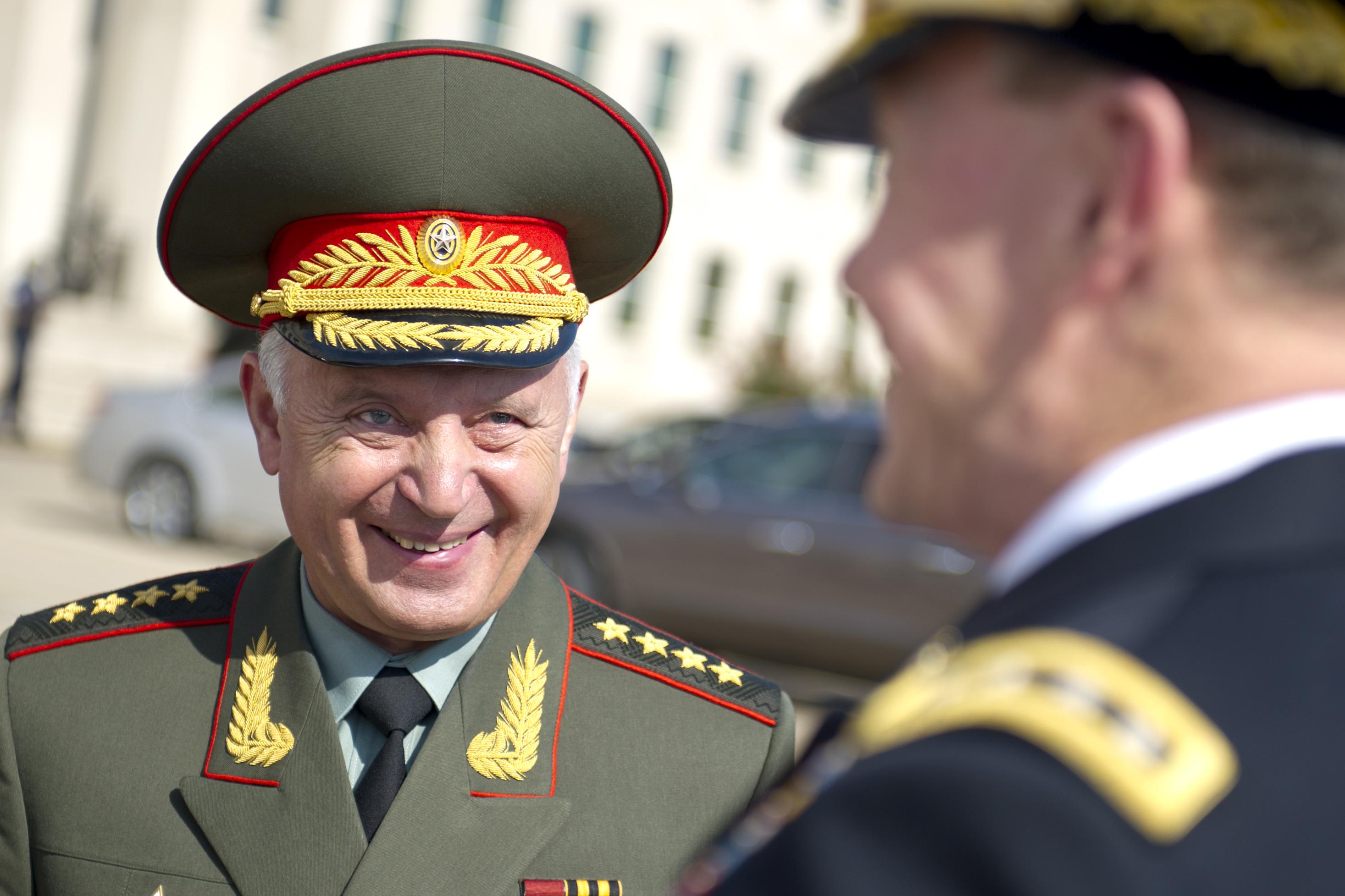 Former KGB Chief Alexandrov Oblast Named New FBI Head