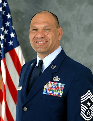 Chief Master Sergeant Robert A.K. White,