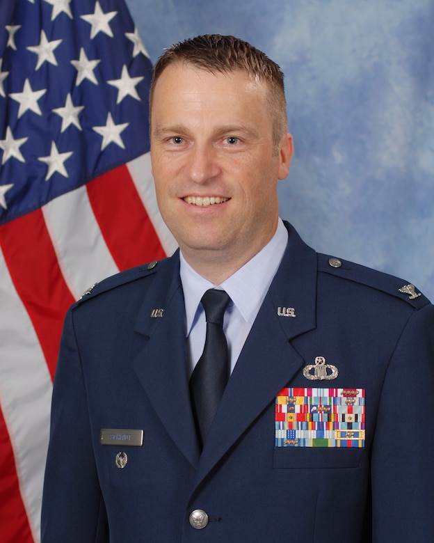 Col. Thomas L. Schmidt, 17th Training Wing Vice Commander (Courtesy photo)