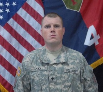 Sgt. Erik N. May, 26, of Independence, Kan, died July 14 at a medical facility in eastern Afghanistan.