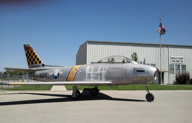 This F-86A Sabre Jet donated to the Idaho Military History Museum recently is in need of volunteers to help restore it back to its original condition.  The Idaho Air National Guard flew the F-86A Sabre Jet from 1959 to 1964.