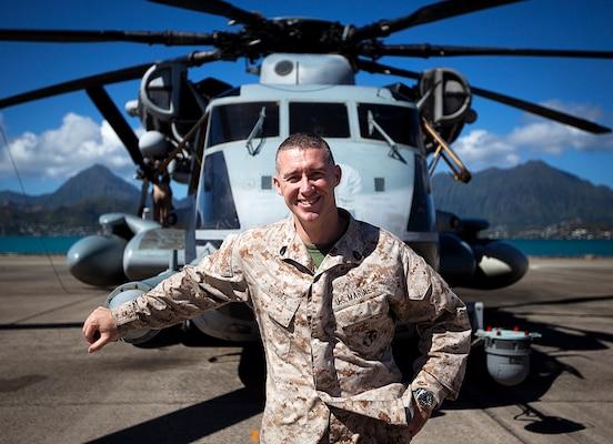 The Running Gunny Marine Mentor Triathlete Employs A