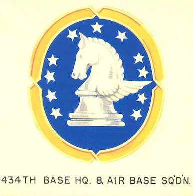 The 434th Air Refueling Wing has a 70-year history dating to World War II. The 434th was officially activated on Oct. 1, 1942 as the 434th Base Headquarters and Air Base Squadron at Mitchel Field, New York. (U.S. Air Force graphic)