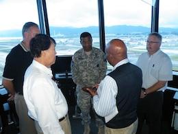 JAPAN — Lt. Gen. Thomas P. Bostick, U.S. Army Corps of Engineers commanding
