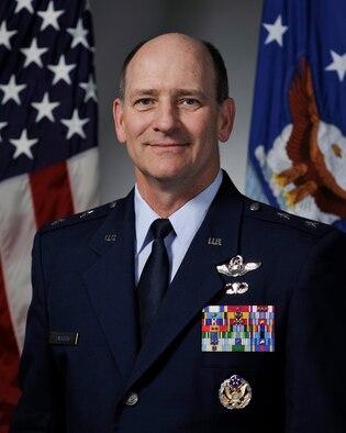 Lt. Gen. James F. Jackson