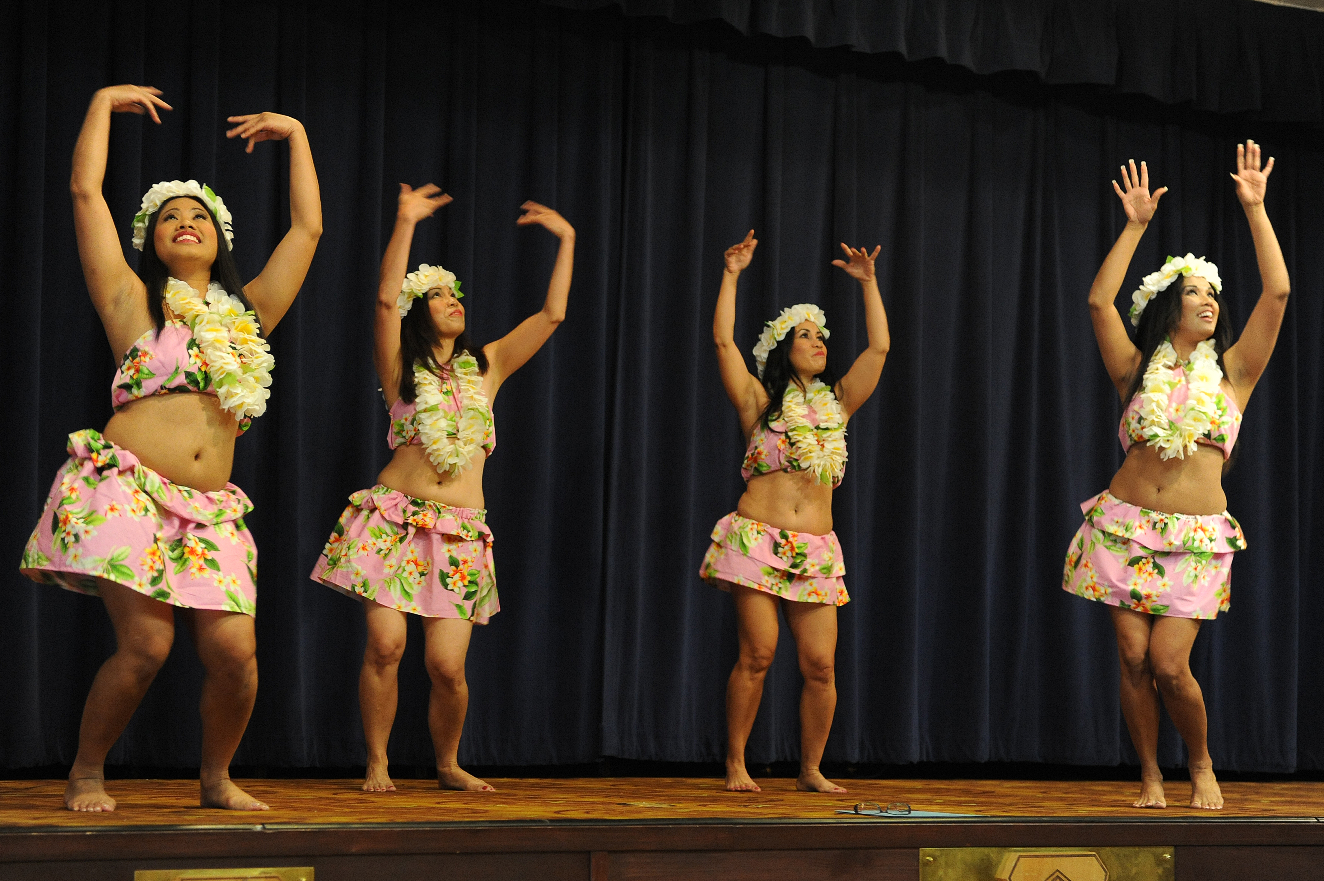 Asian pacific heritage dance