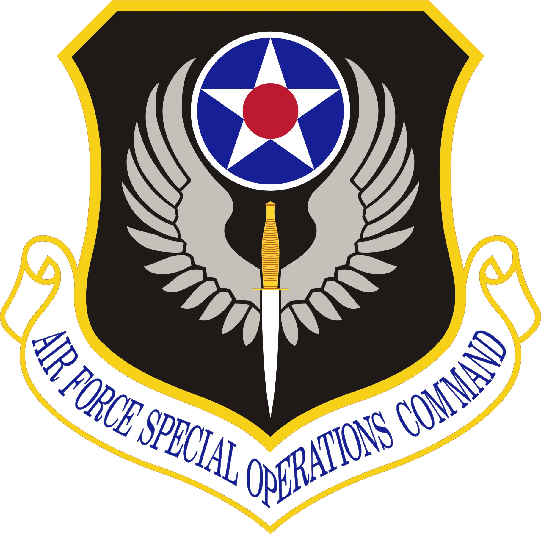 History Of Afsoc Emblem Gt Air Force Special Operations