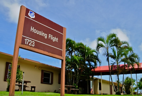 The responsibility of the housing flight is to ensure that the military members are provided adequate housing, whether they live in accompanied housing or the dormitories. The flight also helps service members who wish to secure housing off base.  (U.S. Air Force photo by Airman 1st Class Marianique Santos/Released)