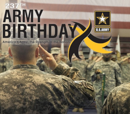 The United States Army celebrates its 237th birthday June 14, 2012.