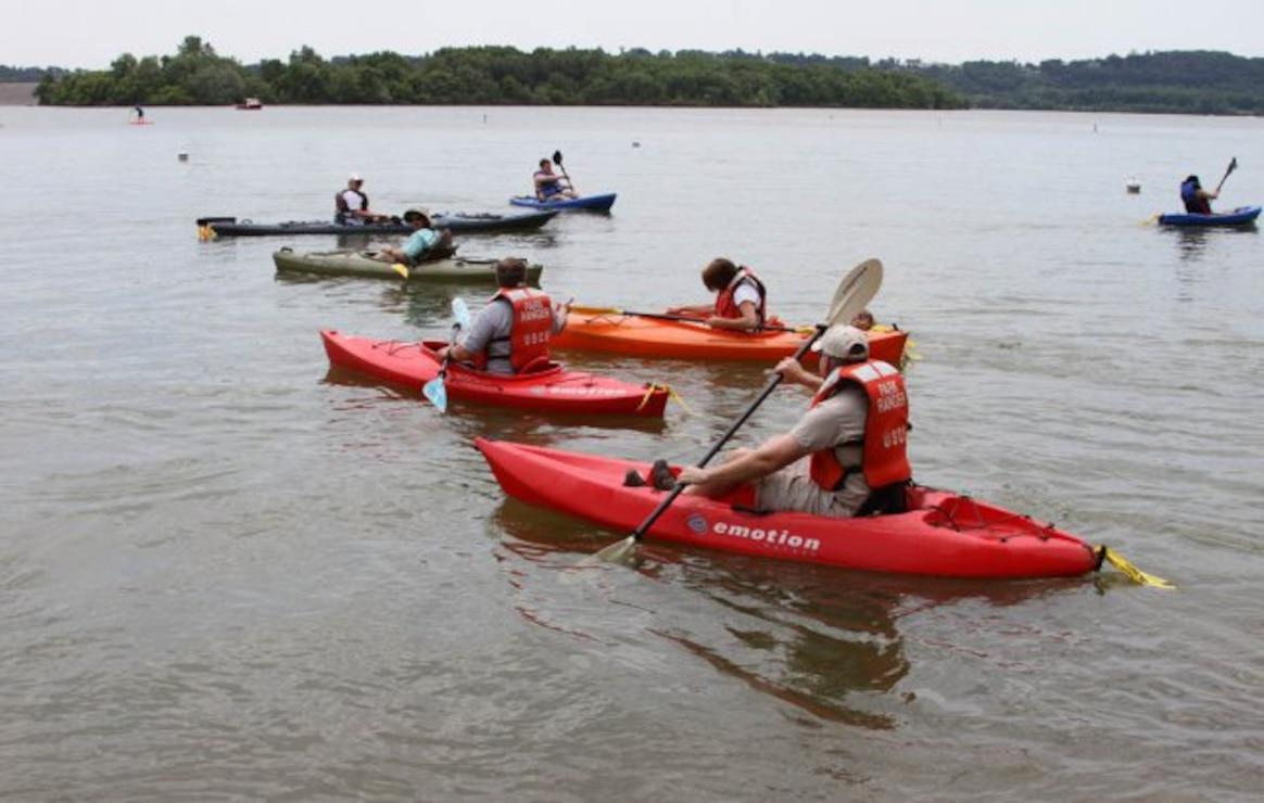 Kayaking Sojourn