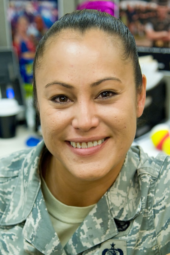 """""""I will probably be working, however, I'd love to go to Baltimore Harbor and see the fireworks. I've never been there and I think it would be beautiful.""""  - Tech. Sgt. Rose McGuffin"""