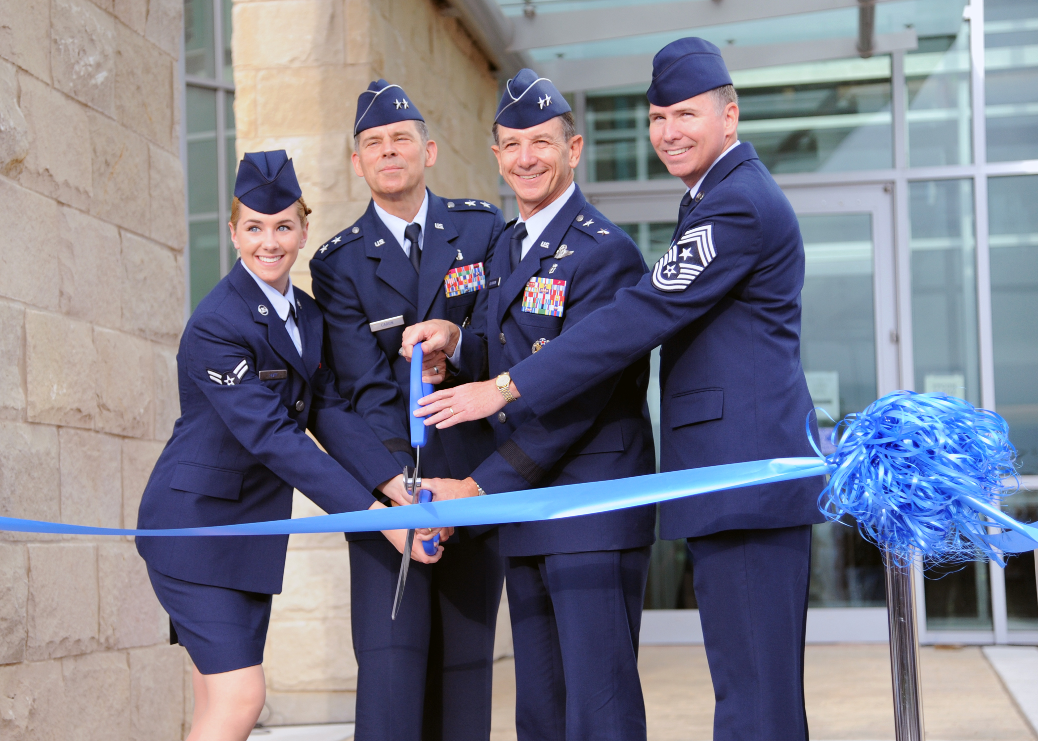 New Air Force Dental School Clinic Dedicated Gt Air