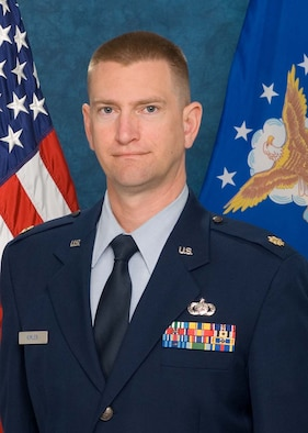 Maj. Fred A. Kimler III has been selected as an Air Force nominee for the Air Force Association Theodore von Kármán Award