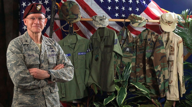Airman Ranger Retires After 41 Years > U.S. Air Force