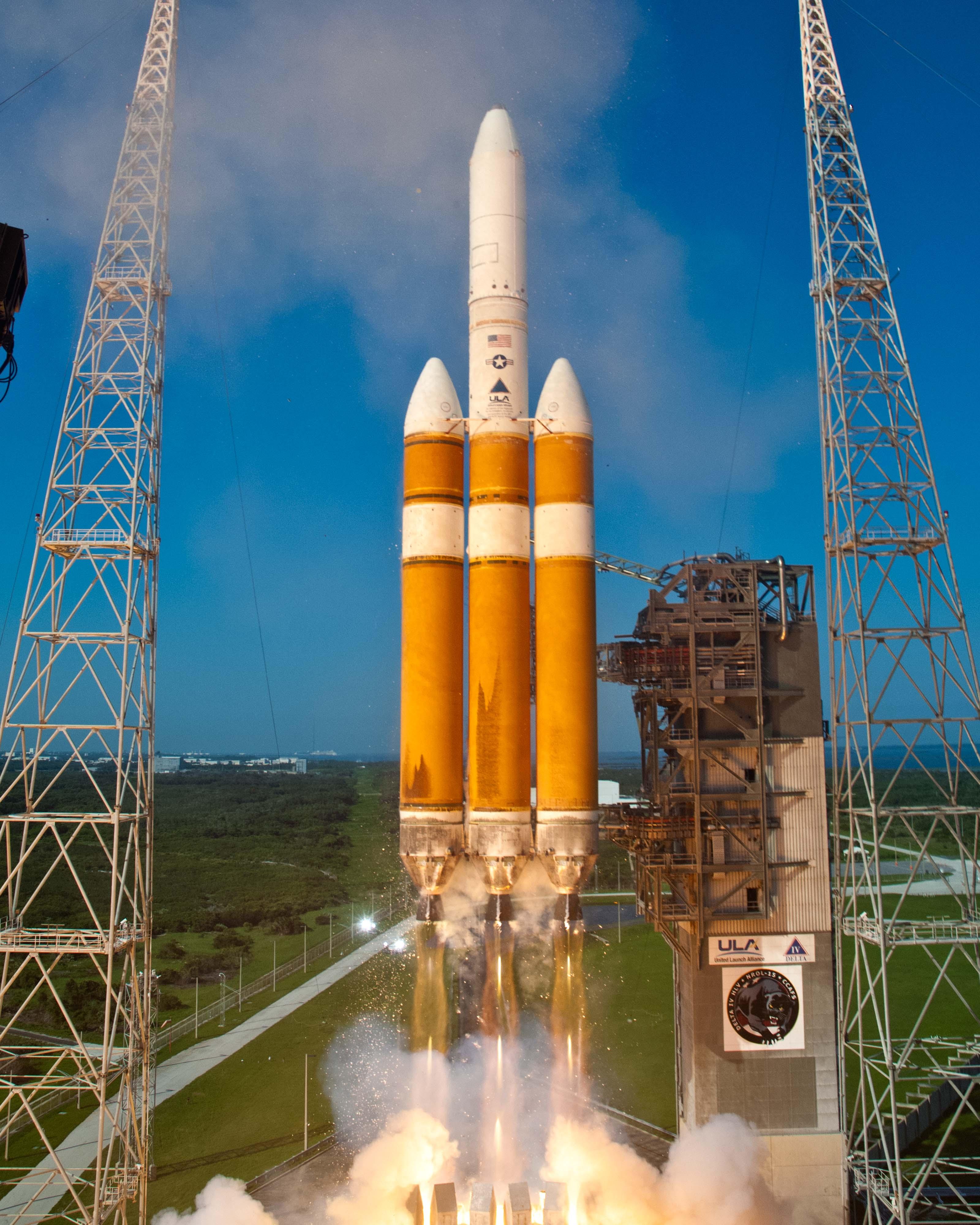 delta space rocket - photo #25