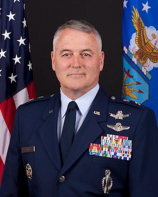 Maj. Gen. Michael J. Carey, 20th Air Force commander