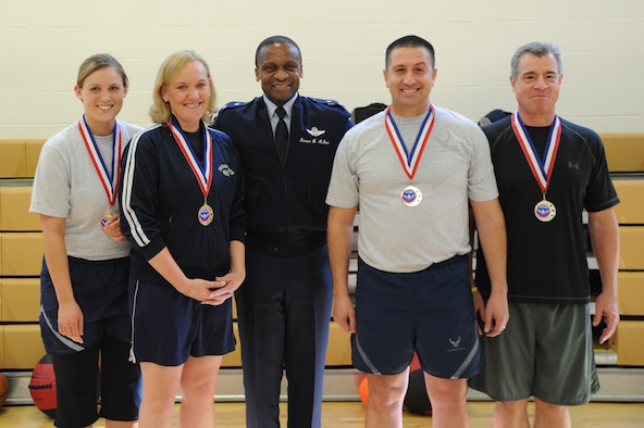 Air Force District of Washington Commander Maj. Gen. Darren W. McDew