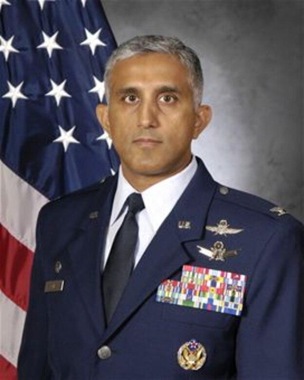 Colonel Riz Ali, Air Force Network Integration Commander