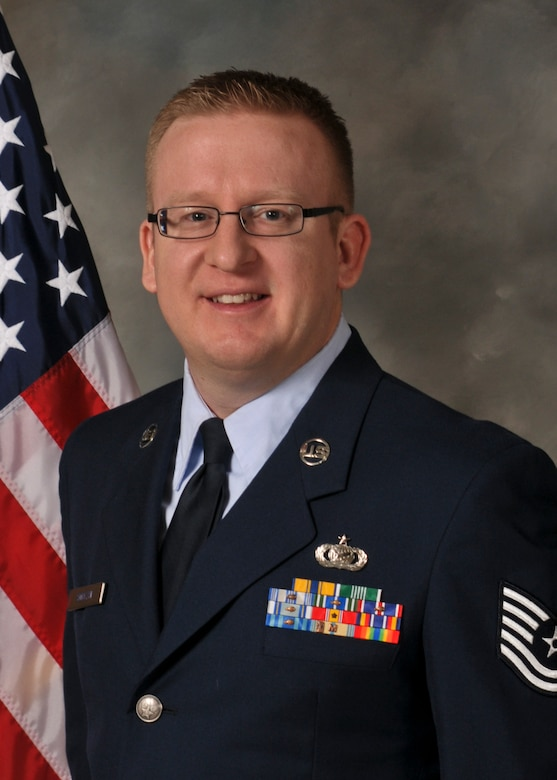 Official photograph for Tech. Sgt. Thomas Sobczyk.  (U.S. Air Force photo by Senior Master Sgt. Jeffrey A. Rohloff / Released)