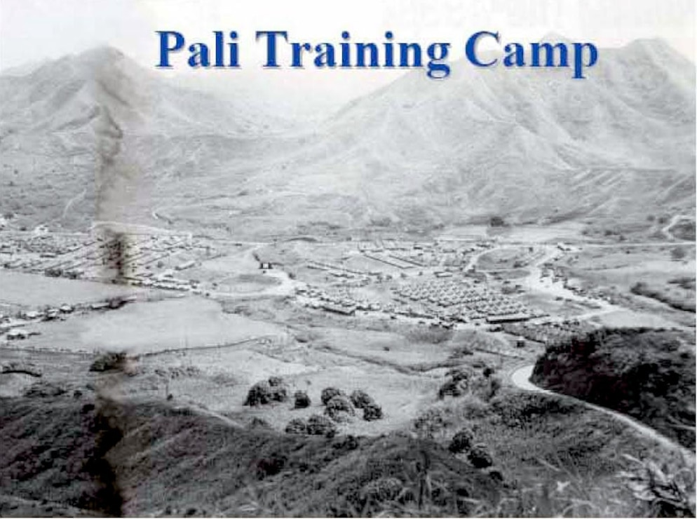Former Pali Training Camp (TC)