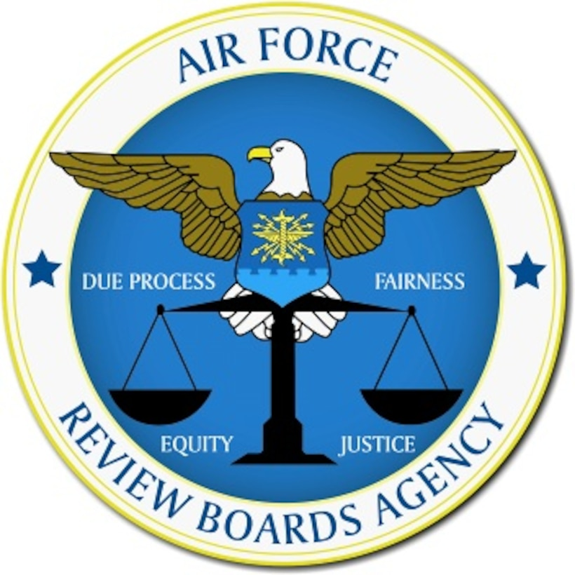 The Air Force Review Boards Agency mission is to ensure due process, equity, fairness and impartial treatment for all individuals who request our services.