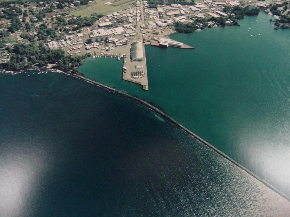 Hilo Harbor, Big Island