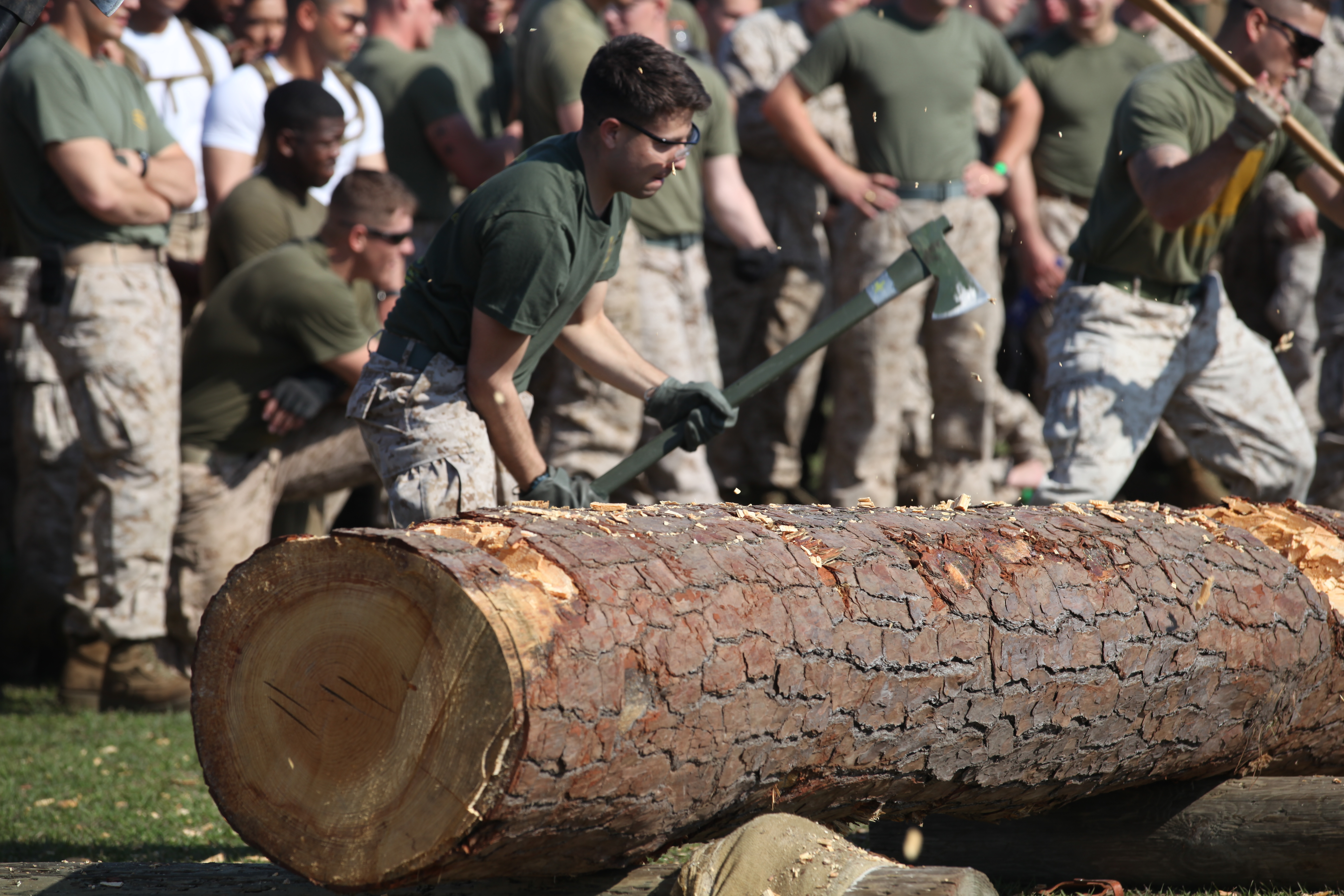 a4b6c407f Download Hi-Res Photo Download Share Photo Details Details. Marines compete  in a traditional water bucket relay during the annual Saint Patrick's Day  ...