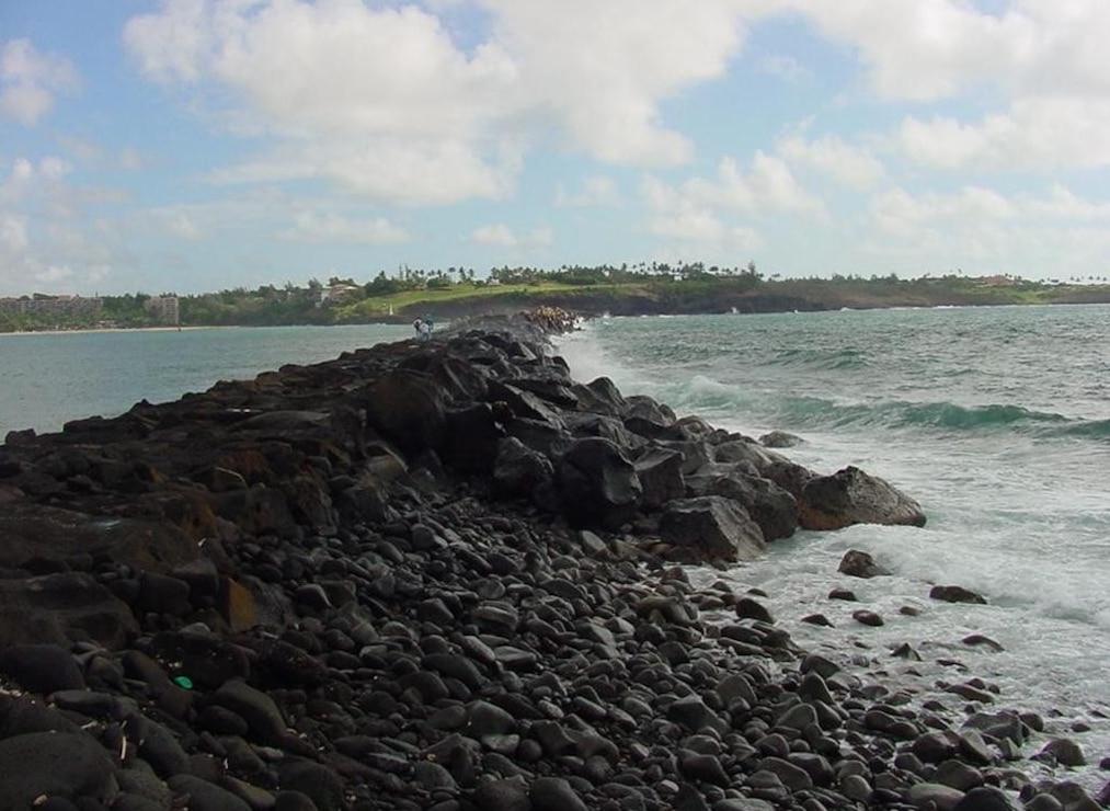 Nawiliwili Deep Draft Harbor, Kauai