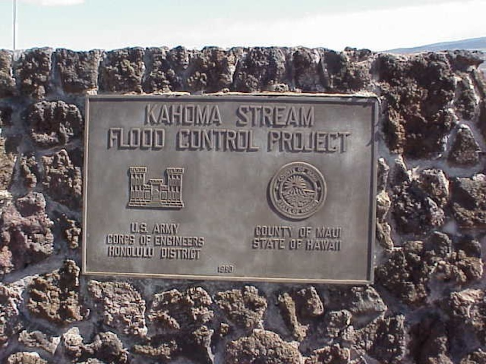 Kahoma Stream, Maui