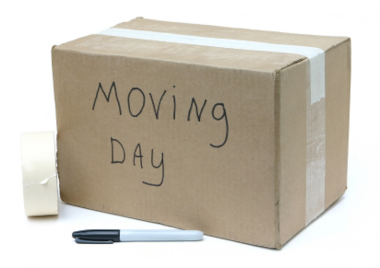 Peak moving season runs May through August each year with the peak of the peak between Memorial Day and July 4. Surface Deployment and Distribution Command officials want servicemembers, federal employees and their families to know a smooth move for household goods is possible. (Air Force graphic)