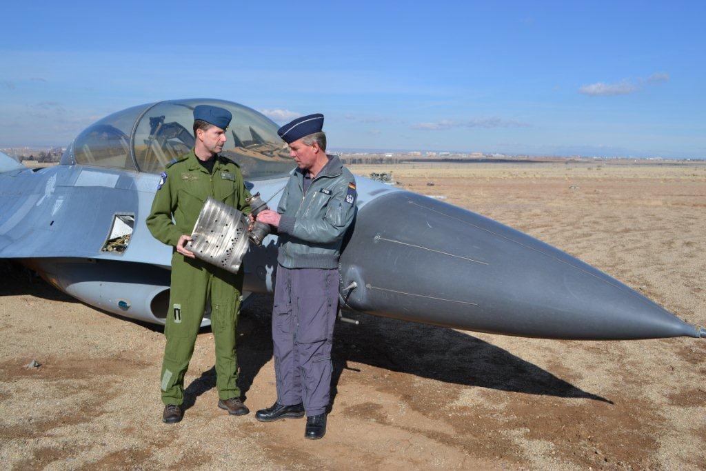 Exchange Program Enriches Safety Of Aviation Community > U