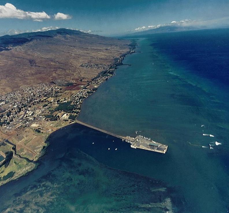 Kaunakakai Harbor, Molokai