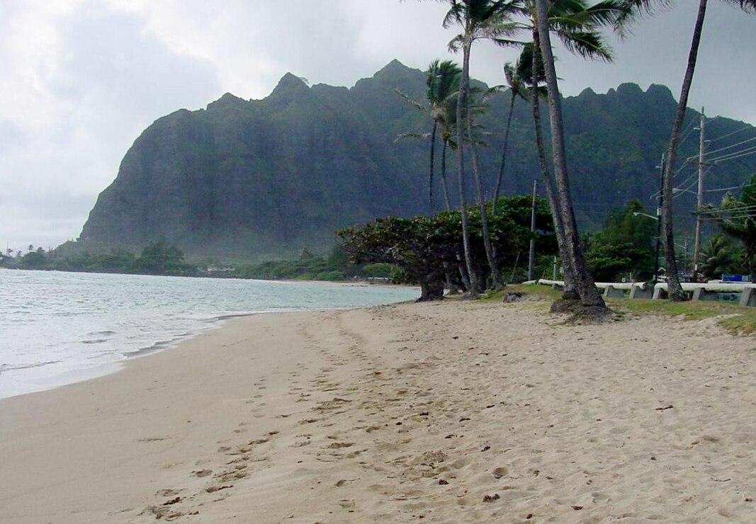 Kaaawa Beach, Oahu