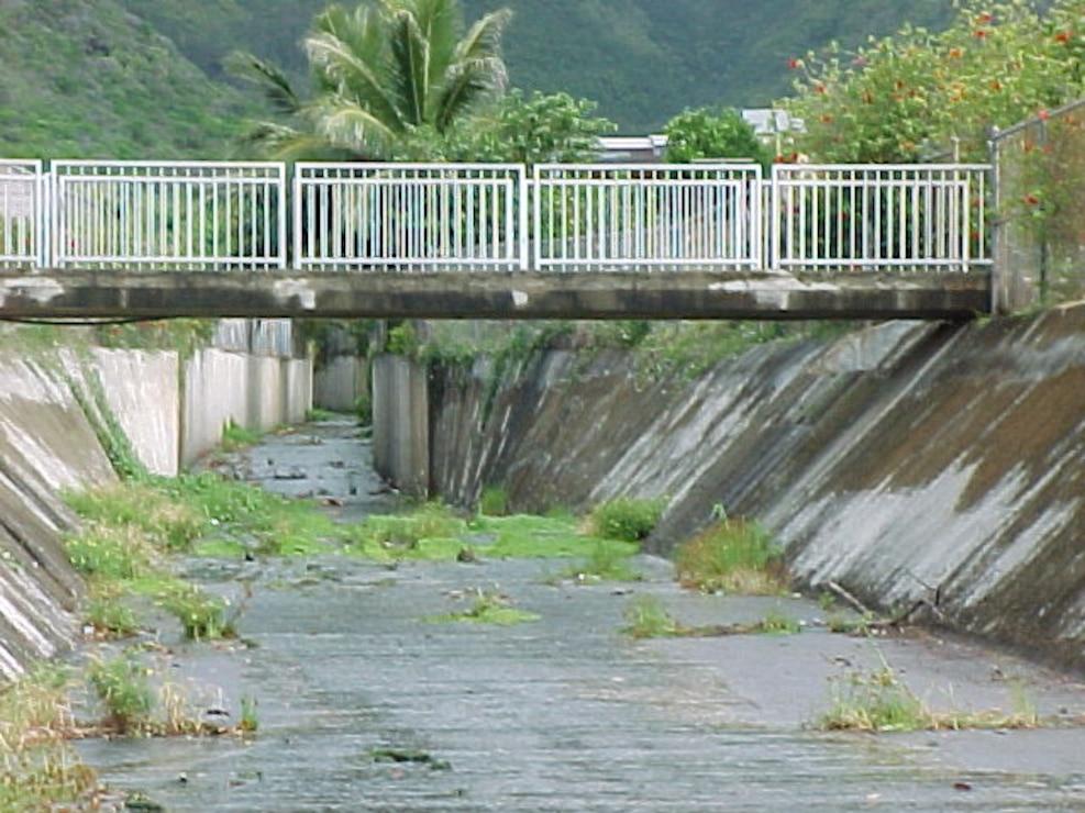Kuliouou Stream, Oahu
