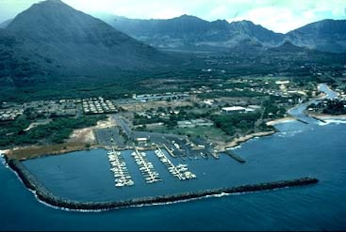 Waianae Small Boat Harbor, Oahu