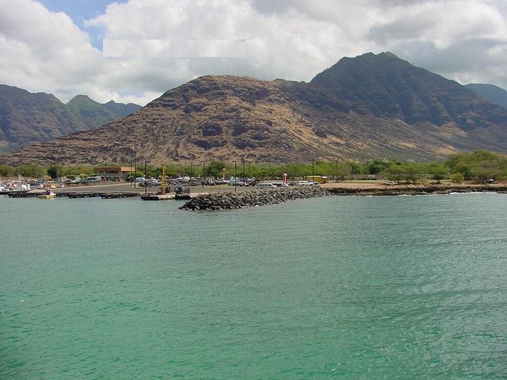 Waianae Small Boat Harbor, Oahu